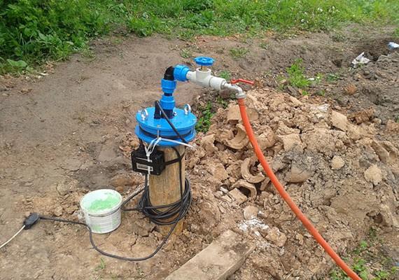 Скважины на воду в Наро-Фоминске
